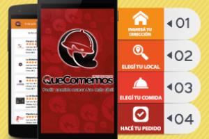 QueComemos: Food Delivery Mobile App